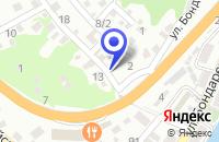 Схема проезда до компании ХОЗЯЙСТВЕННЫЙ МАГАЗИН АРУС в Туапсе