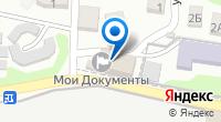 Компания Арсик на карте