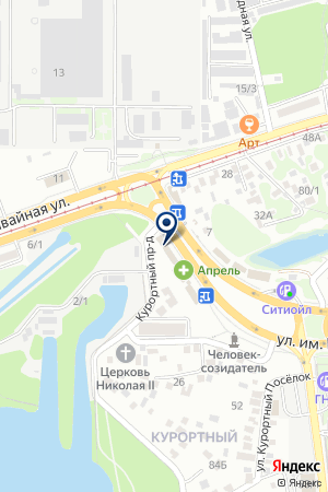 Продовольственный магазин на ул. Василия Мачуги на карте Краснодара