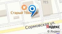 Компания Ирбис Телеком на карте