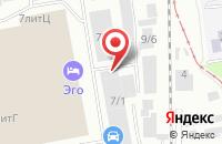 Схема проезда до компании Торговый Дом Агроюг в Краснодаре