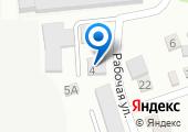 Краснодарремстройкомплект на карте