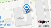 Компания Гласс-Дизайн на карте