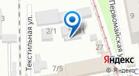 Компания Хорека-Юг на карте