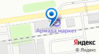 Компания РОССТРОЙ на карте
