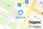 Схема проезда до компании Окна ПВХ в Егорьевске