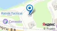 Компания МАКр на карте