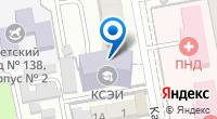 Компания КСЭИ на карте