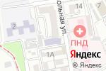 Схема проезда до компании Мастак-Краснодар в Краснодаре