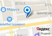 ТЕХ-ПРОКАТ на карте