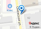 ТАПКО-М на карте