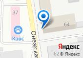 Спецавтоснаб, ЗАО на карте