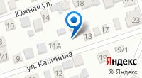Компания ГрузЮг на карте