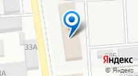 Компания КосмУпакЮг на карте