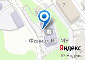 Российский Государственный Гидрометеорологический Университет на карте