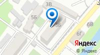 Компания Аква-Технологии на карте