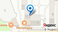 Компания Матрица на карте