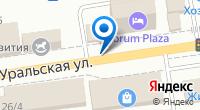 Компания Скат ДВ на карте