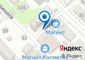 Магнит на карте