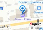 Конференц-зал FORUM PLAZA на карте