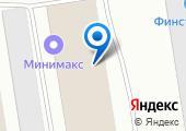 Атрикс на карте