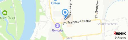 Top Kids на карте Краснодара