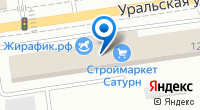 Компания Электроюг на карте