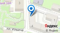 Компания Ташкент на карте