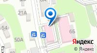 Компания Кожно-венерологический диспансер на карте
