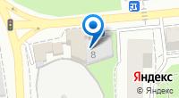 Компания КТС на карте