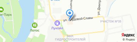 Банкомат Юго-Западный банк Сбербанка России на карте Краснодара