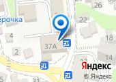 Туапсинский участок Краснодарского краевого управления инкассации на карте