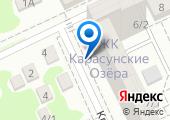 Автоматические Ворота Кубани на карте