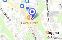 Схема проезда до компании ХОЗЯЙСТВЕННЫЙ МАГАЗИН ЭЛЬФ в Туапсе
