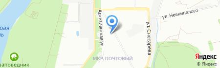 Жилсервис на карте Краснодара