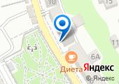 Магазин автозапчастей для УАЗ, ГАЗ, ПАЗ на карте