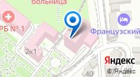 Компания Детская городская поликлиника на карте