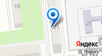 Компания Леди М на карте