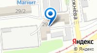 Компания Торгово-сервисная фирма на карте
