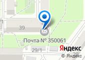 Почтовое отделение №61 на карте