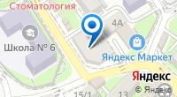 Компания СКВИД на карте