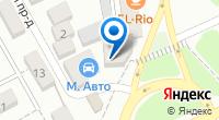 Компания АртГраф на карте