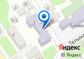 Детская школа искусств им. С. В. Рахманинова на карте