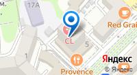 Компания Клиника 123 на карте