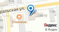 Компания Артемида на карте