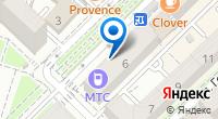 Компания Бутик часов на ул. Карла Маркса (г. Туапсе) на карте