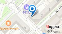Компания Прима на карте