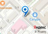 Глиссада-Тур на карте