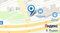 Компания Автодар на карте