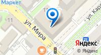 Компания Почтовое отделение связи на карте